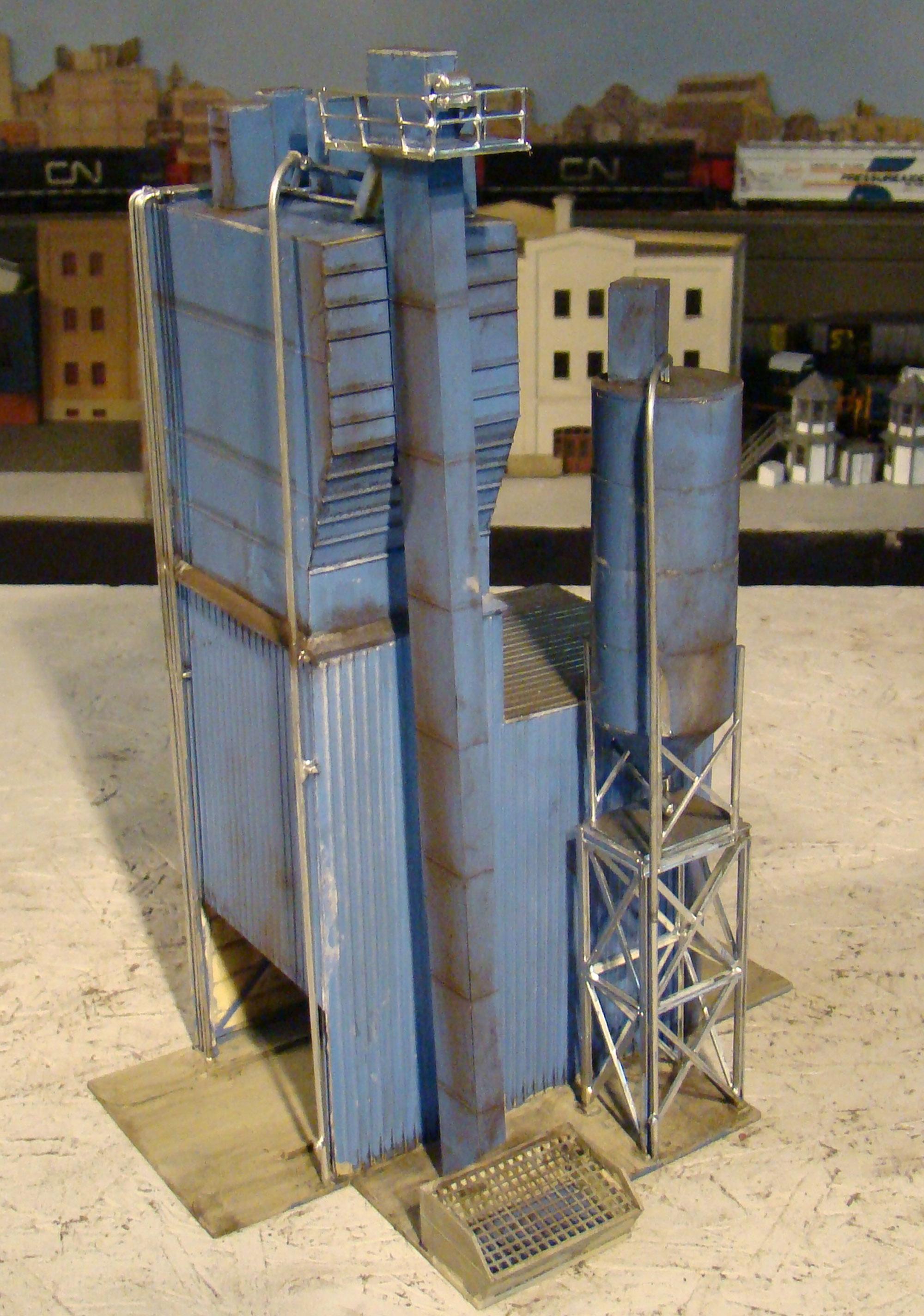 Walthers HO Blue Star Ready Mix - PJs Train Shack